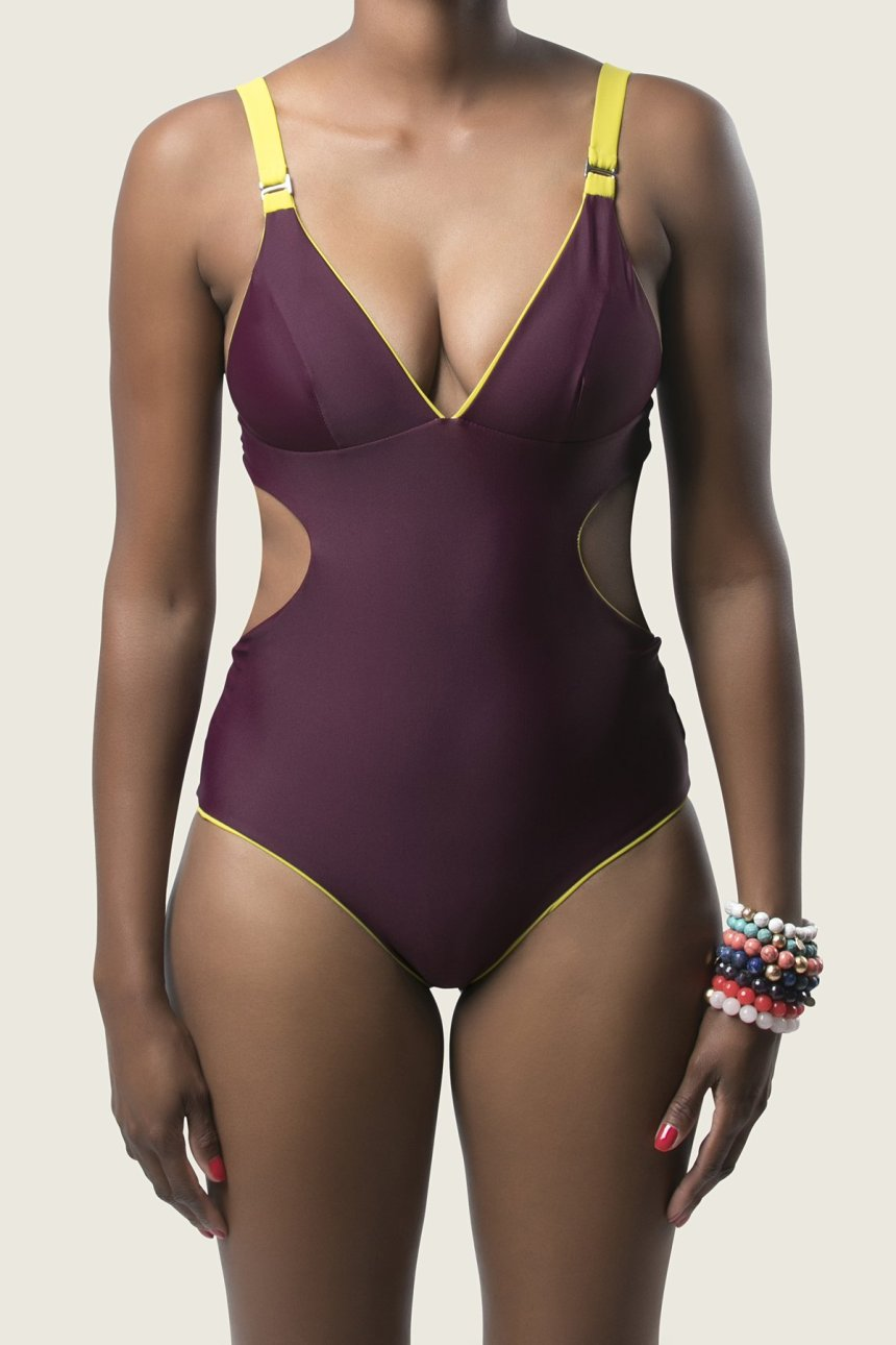 Ashley Reversible Swimsuit