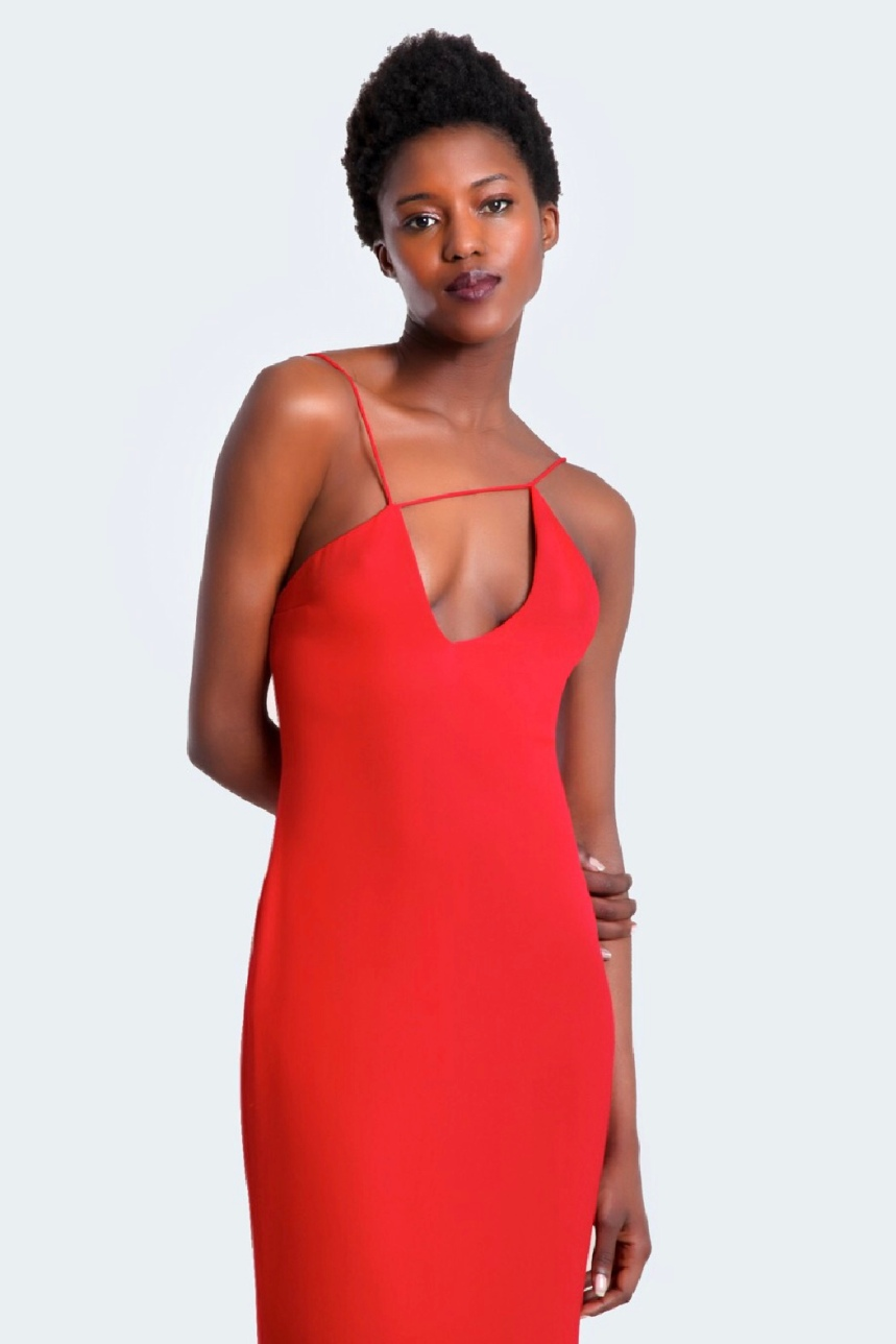 Poppy Karina Pencil Dress